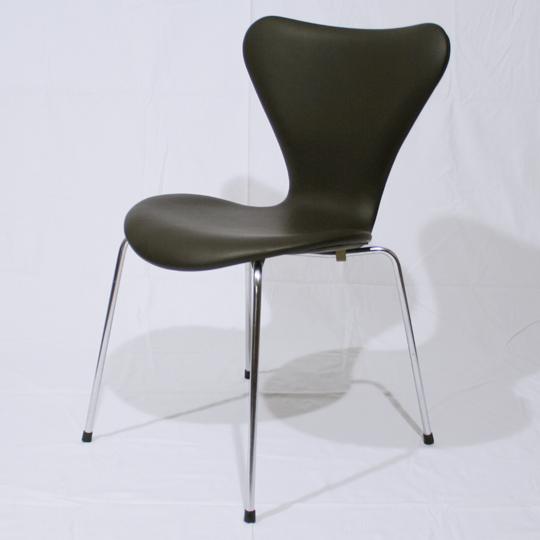 チェア&ソファ「Model-3107 Seven Chair (leather)」