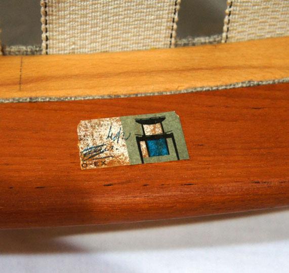 チェア&ソファ「イージーチェアー Model BO59」