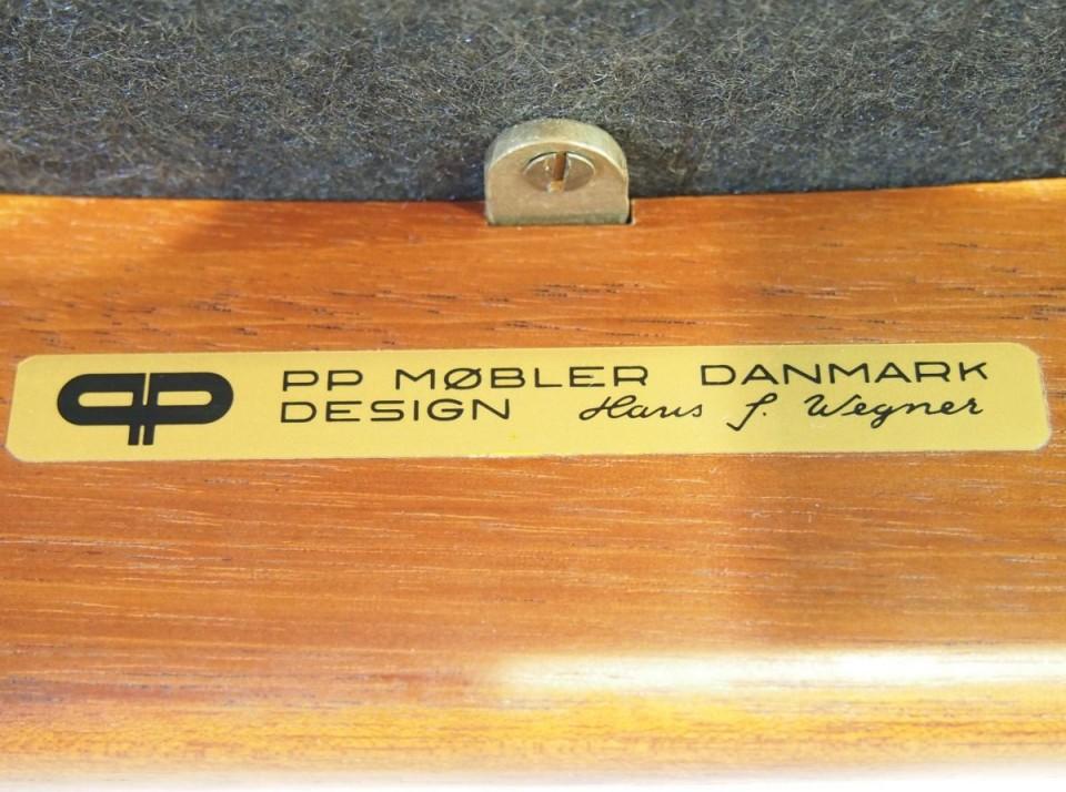 チェア&ソファ「PP-62 アームチェア」