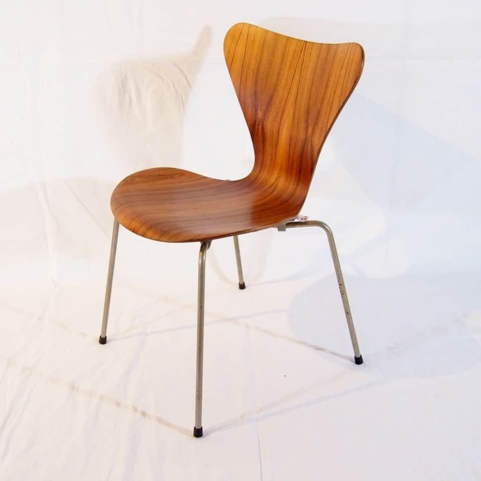 チェア&ソファ「Model-3107 Seven Chair (rose wood)」