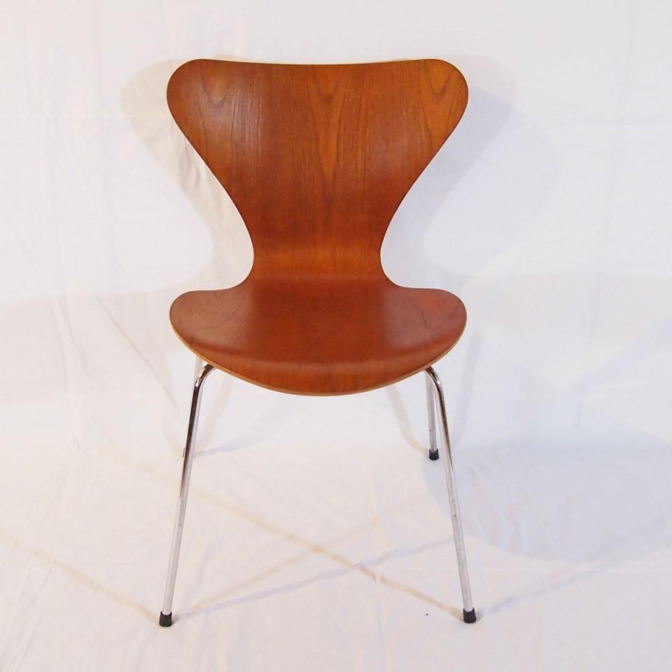 チェア&ソファ「Model-3107  Seven Chair (teak)」