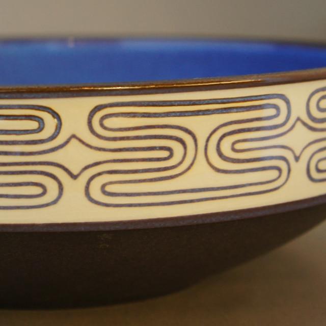 北欧雑貨「鉢「THULE」」