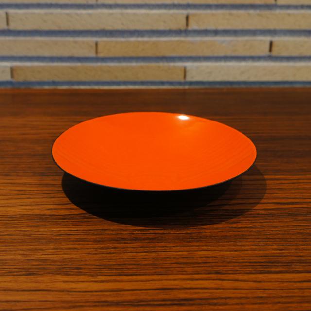 北欧雑貨「Krenit Bowl ( red type:dish)」
