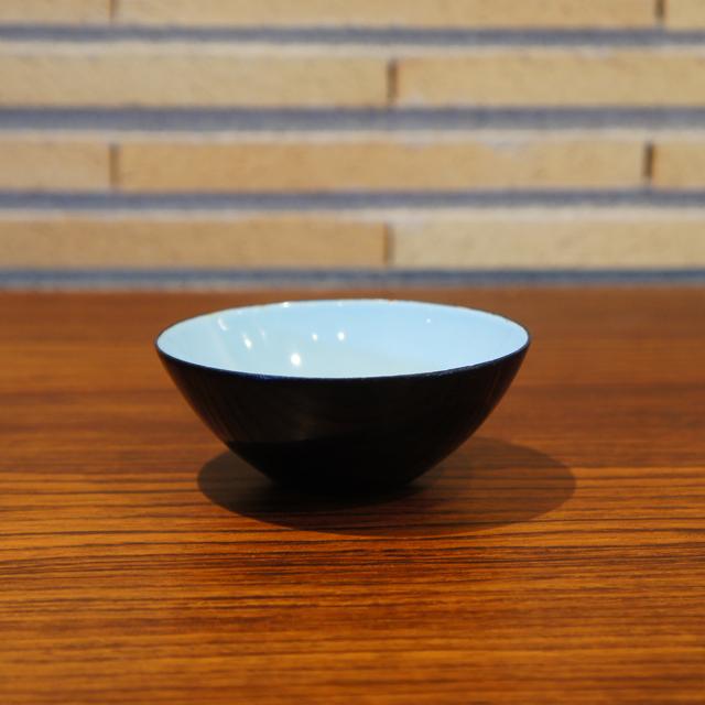 北欧雑貨「Krenit Bowl ( blue size:S)」