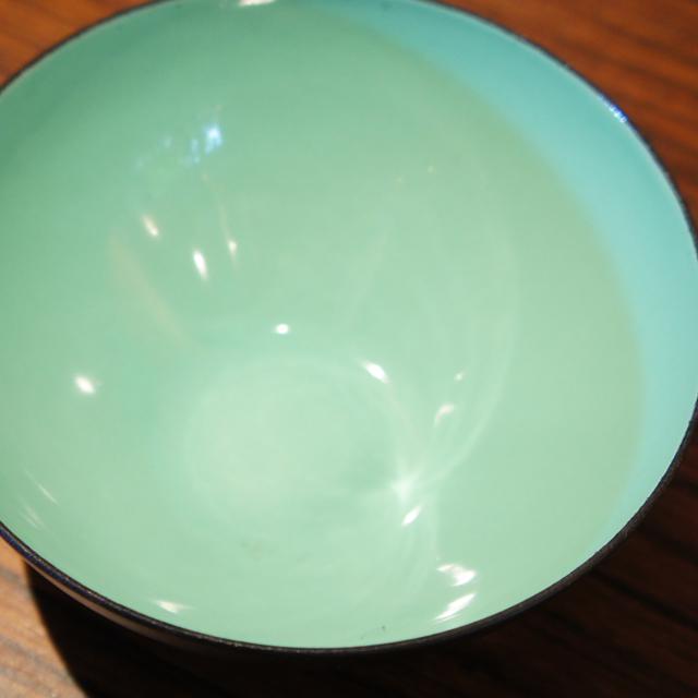 北欧雑貨「Krenit Bowl ( green size:S)」