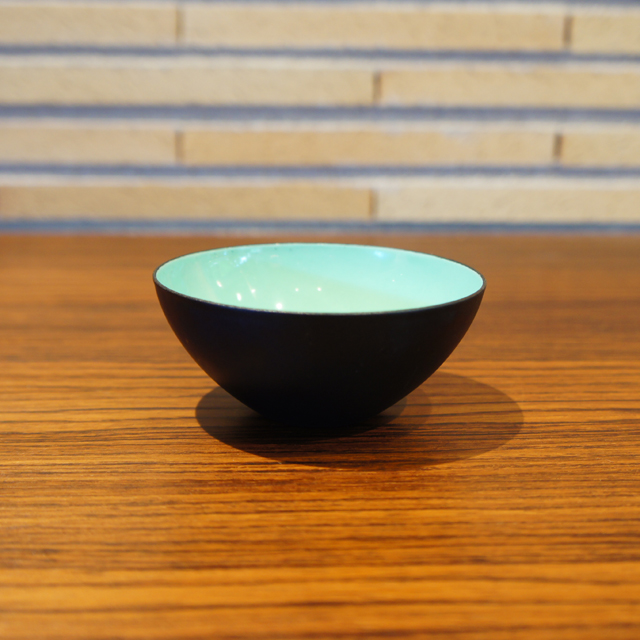 北欧雑貨「Krenit Bowl ( green size:S)」
