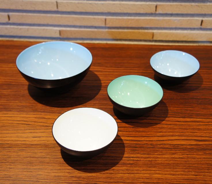 北欧雑貨「Krenit Bowl ( white size:S)」