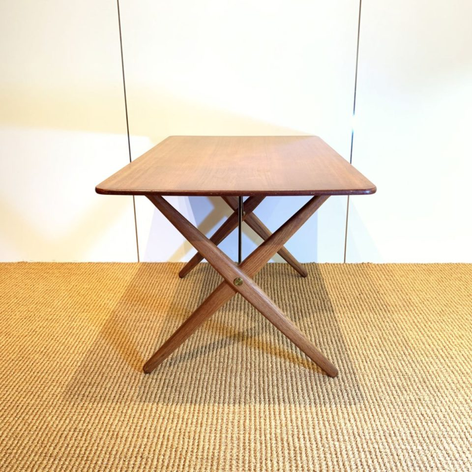 """テーブル「AT-308  """"X-leg""""  コーヒーテーブル」"""