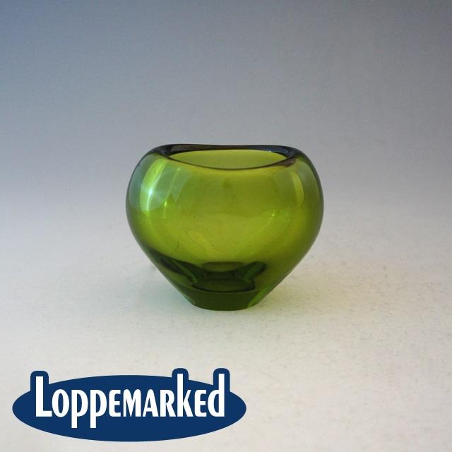 北欧雑貨「Vase:Menuet (small green)」