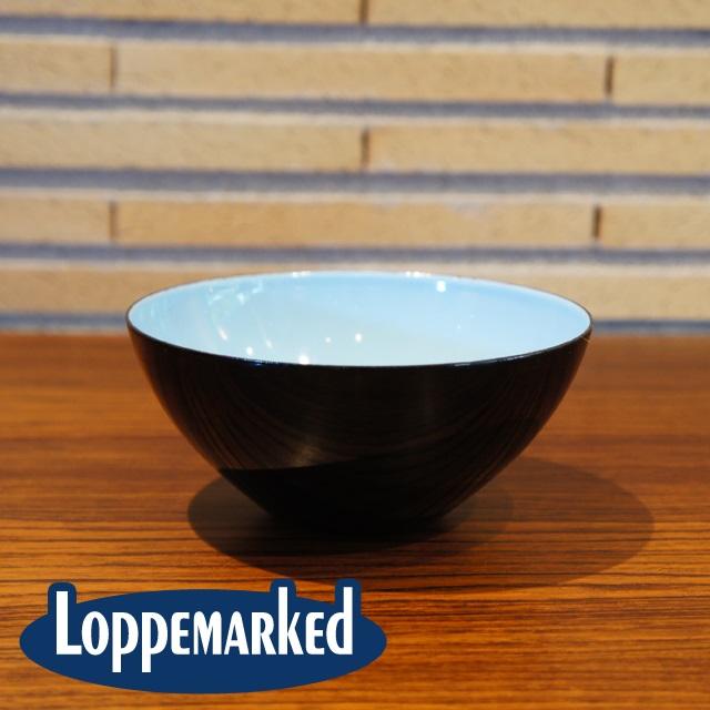北欧雑貨「Krenit Bowl (blue size:M)」